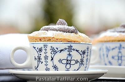 Fincanda Kahveli Kek