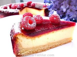 Jöleli Cheesecake