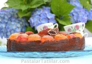 Kayısılı Tiramisu Pasta
