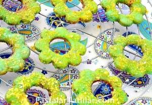 Limon Soslu Bademli Gönül Bahçesi