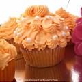 Portakalli Cupcake