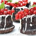Şerbetli Brownie Cupcake