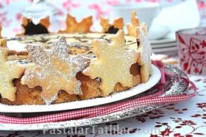 Yıldızlı İncir Pastası