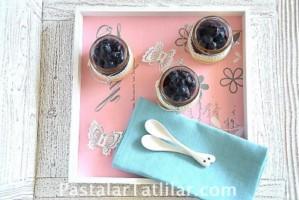 Blueberry  Bergamot Cream