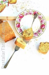 Kavrulmuş Unla Kahveli Kum Kek