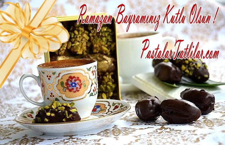 Fıstıklı Çikolatalı Hurma Pralinler